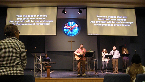 dership Academy in Worship