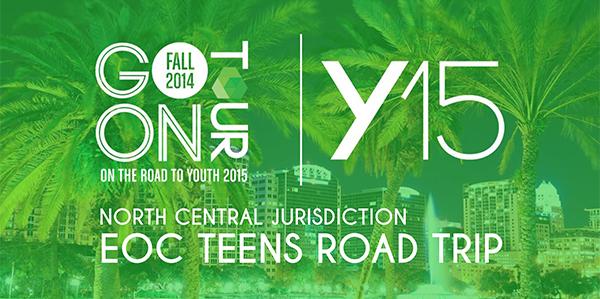 Y15 Road Trip logo