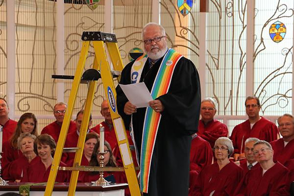 Rev. Clark Stein