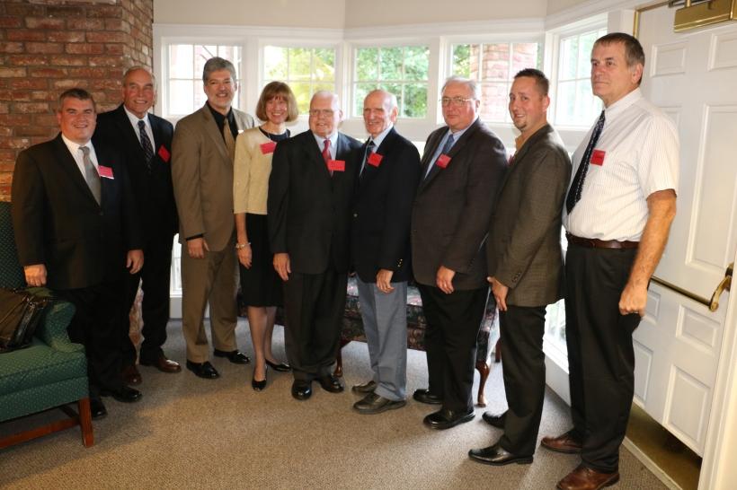 FoCurrent and former Hudson UMC Pastors