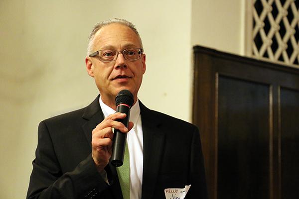Nehemiah Mission Executive Director, Jim Szakacs