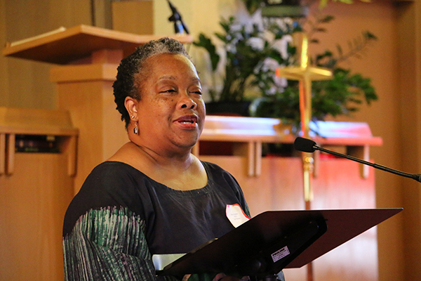Rev. Dr. Valerie Bridgeman