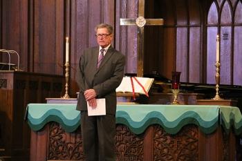 Rev. Dr. Ken Chalker