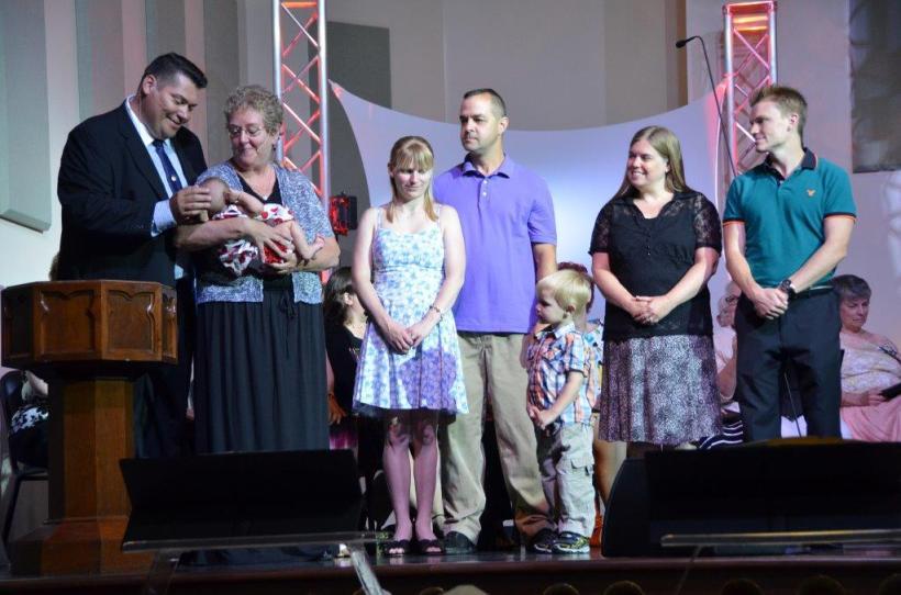 Rev. Scott and Pastor Jan Walsh