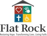 Flat Rock Homes logo