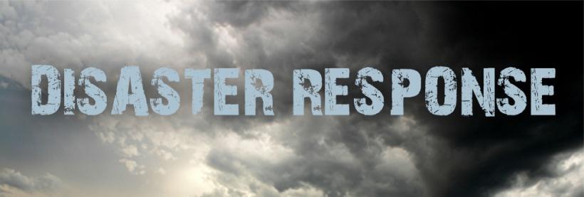 Disaster Response dark clouds