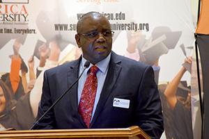 Dr. Munashe Furusa
