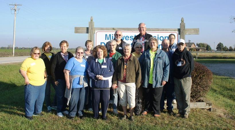 EOC volunteers