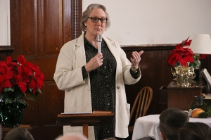 Rev. Gail Angel