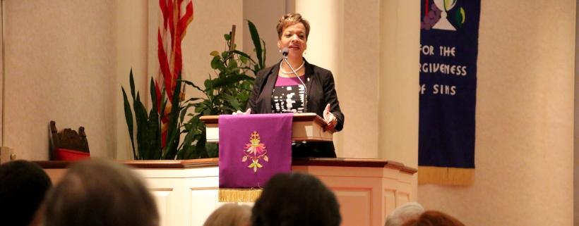 Bishop Tracy S. Malone