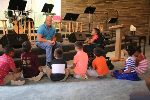 Pastor Brett Bartel's Children's Message