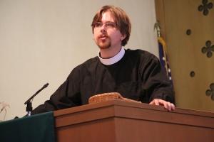 Pastor Harlen Rife