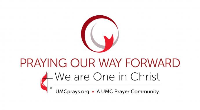 Praying Our Way Forward Logo