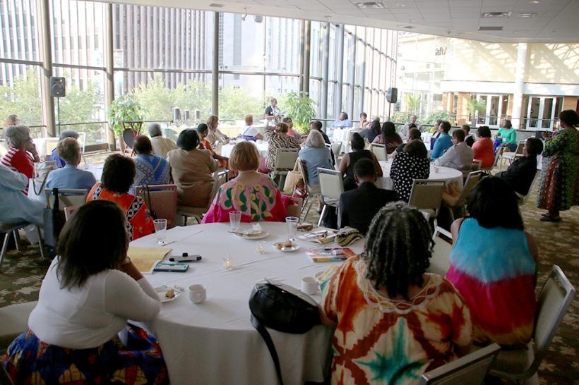 Black Clergy Women of The United Methodist Church reception