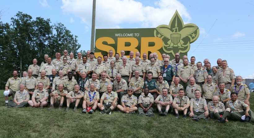 Boy Scout Jamboree Chaplains,