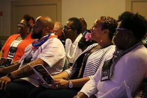 Black Clergy gathering