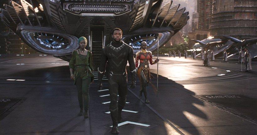 Black Panther movie image