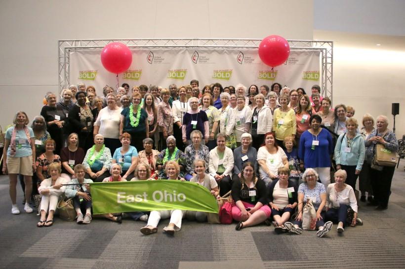East Ohio UMW attendees