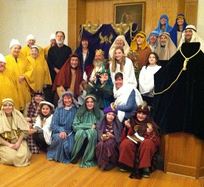 Living Nativity Cast