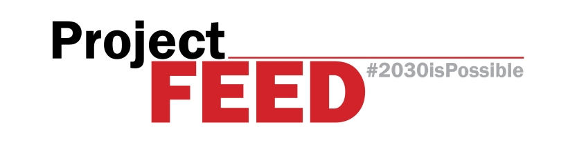 Project Feed logo