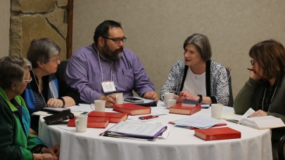ELCA-UMC Ecumenical Formation Retreat (4)