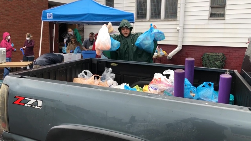 Faith Kitchen Drive-thru Food Pantry (9)
